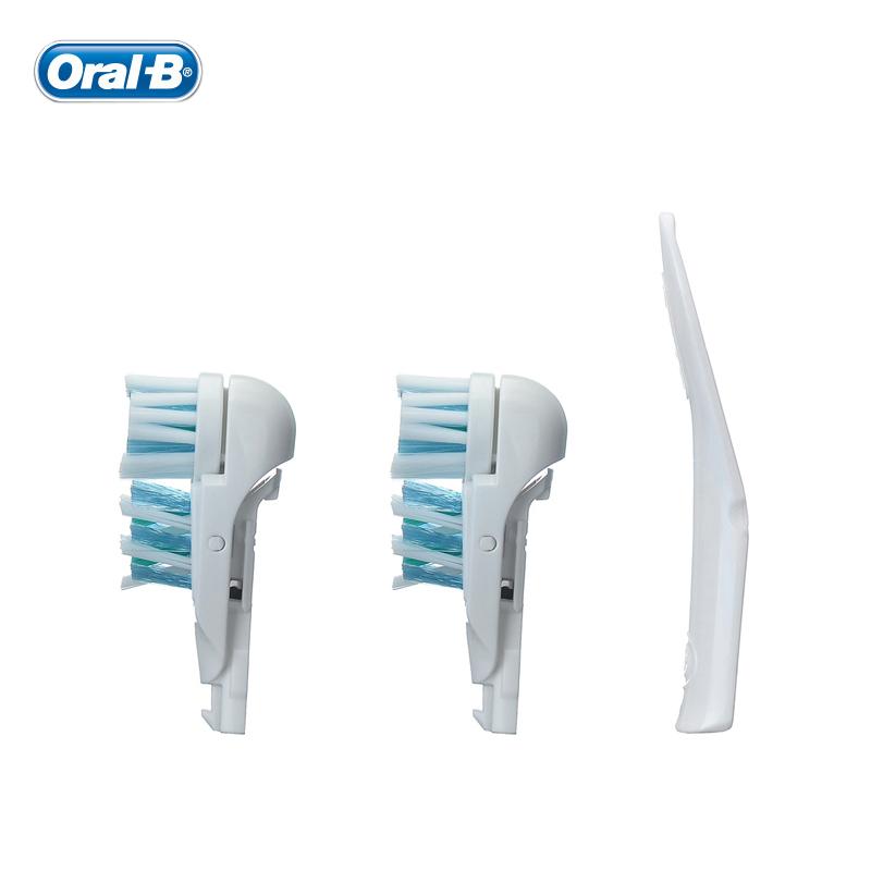 Oral B ganda bersih kompatibel pengganti kepala sikat gigi karenatindakan sikat gigi elektrik dalam Cross bersih