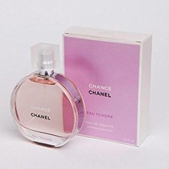 Parfum wanita import murah terlaris CHANCE FOR WOMEN Edp woman I Parfume Artis minyak wangi sweet