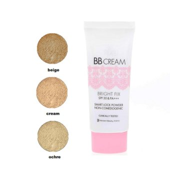 Pixy BB Cream Bright Fix - warna Beige - 30ml