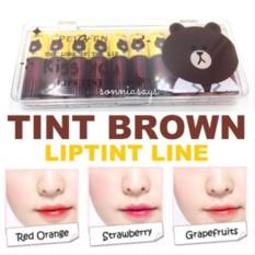 PnF LINE Characrer Liptint Ombre Lips Lip Tint - 1 pc