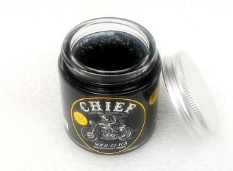 Harga Pomade Chief Black Strong Waterbased 4.2 oz 120 ml Murah