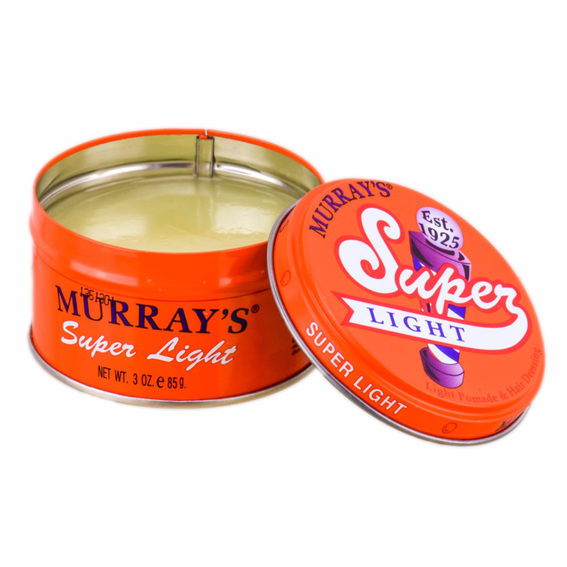 HARGA Pomade Murray Murrays Superlight Oilbased Terbaik