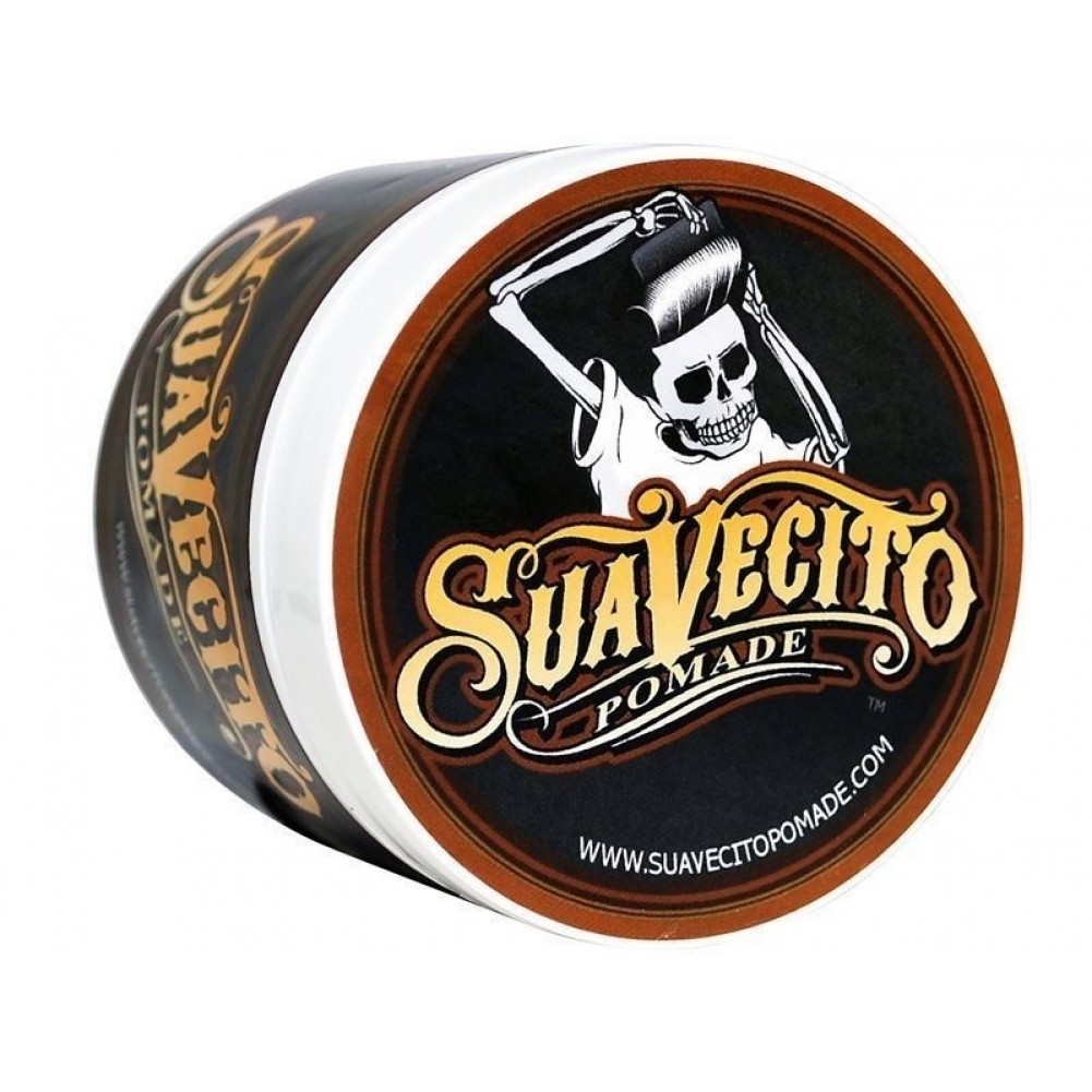 DISKON..! Pomade Suavecito Original Hold 4 Oz – Medium Waterbased Water Based + Free Sisir Saku Terpopuler
