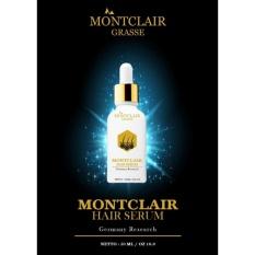 Premierfashionstore Obat Penumbuh Rambut / Montclair Hair Serum