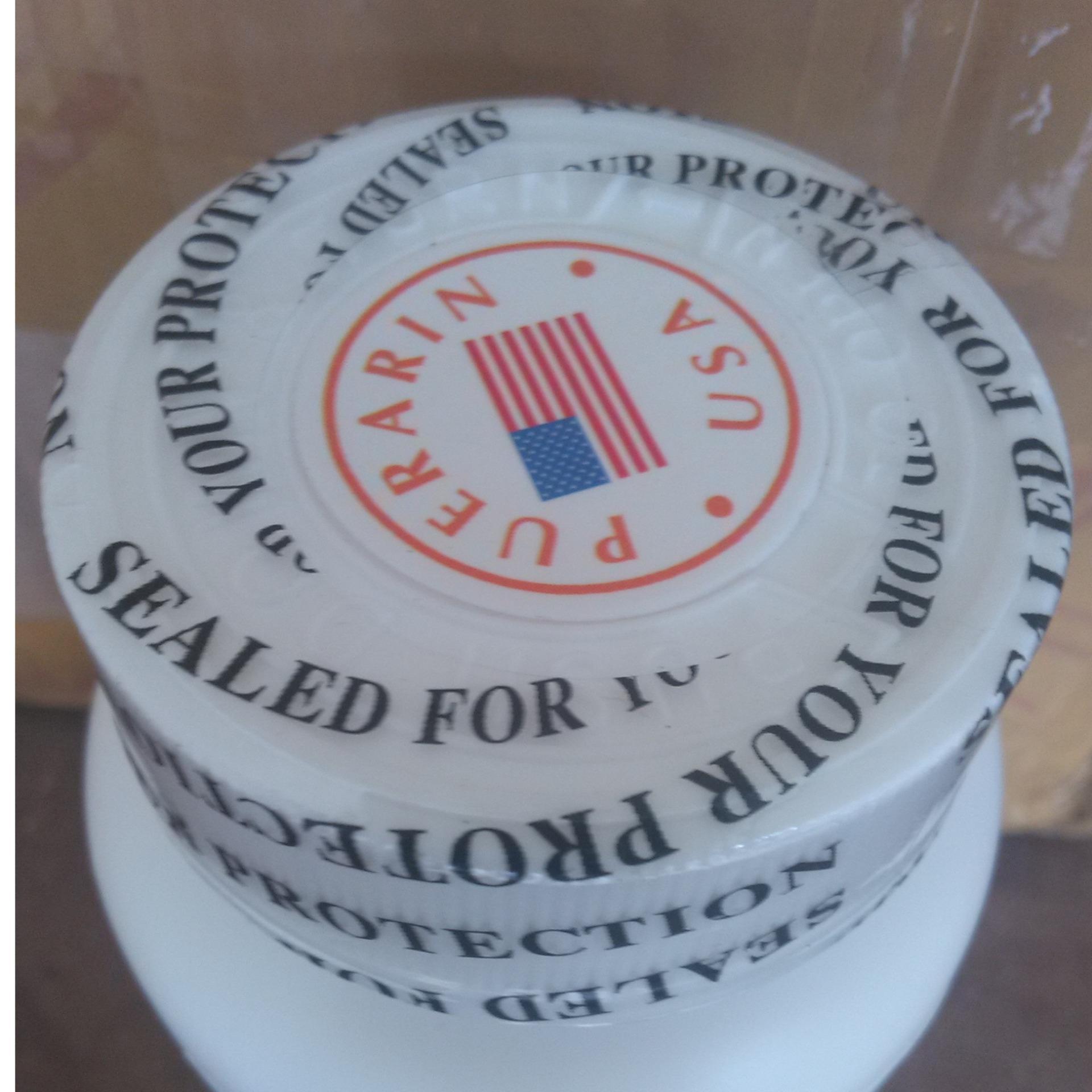 Puerarin softcapsul pembesar payudara original botol putih .
