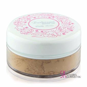 Purbasari Daily Series FACE POWDER 03 - Sawo Matang