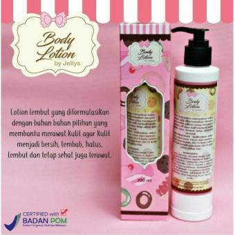 Pure Jelly Lotion BPOM - Pure Lotion BPOM By Jellys - 200ml
