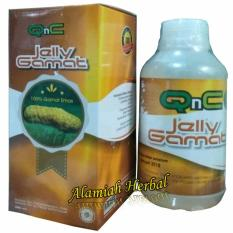 QnC Jelly Gamat Original 100% Ekstrak Teripang Emas