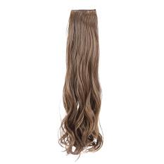 ... Rambut Sintetis Rambut Berantakan Donut Bun Sanggul Palsu Ekstensi Source Rambut keriting panjang rambut ekstensi untuk