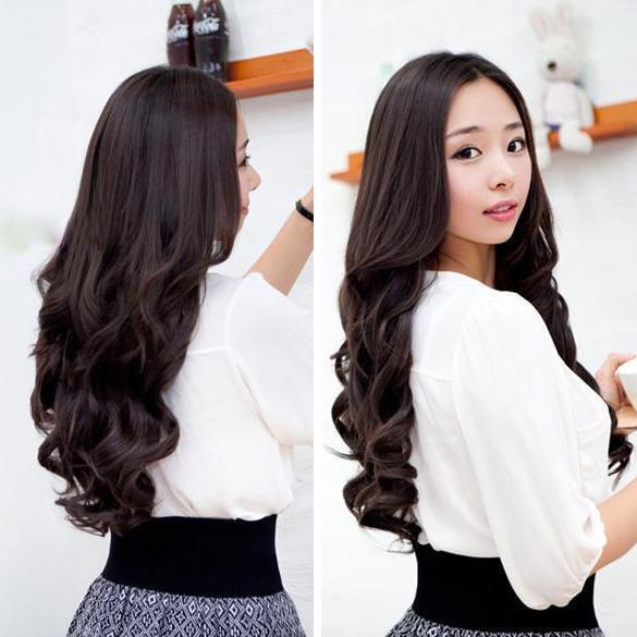 Rambut Palsu Hair Extension Terbaik Lazadacoid - Gaya rambut pendek depan