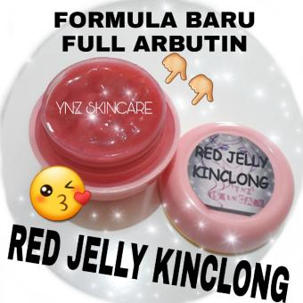 RED JELLY WHITENING GLOWING YNZ SKINCARE