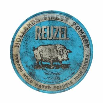 Reuzel Pomade Blue Heavy Waterbased