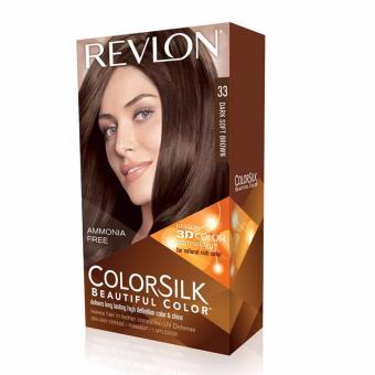 Harga Revlon Color Silk Hair Color – Dark Soft Brown Murah