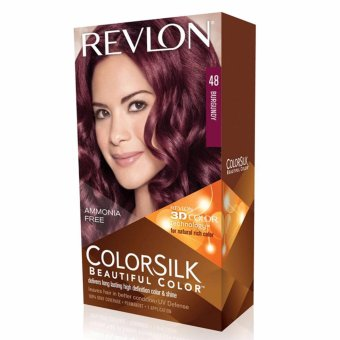 Harga Revlon ColorSilk Hair Color – Burgundy Murah