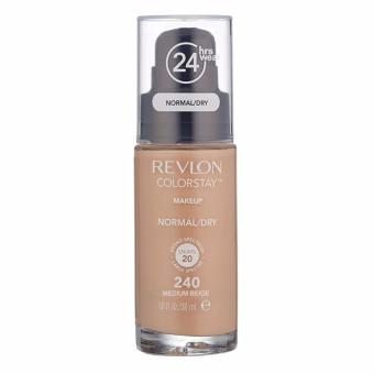 Revlon ColorStay Liquid For Normal-Dry Skin Foundation - Medium Beige 240 [30 mL]