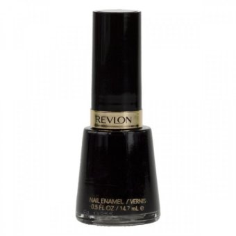 revlon nail polish 919 black