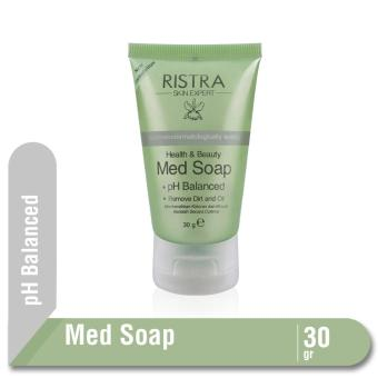 Harga RISTRA HEALTH & BEAUTY MED SOAP TUBE 40 G