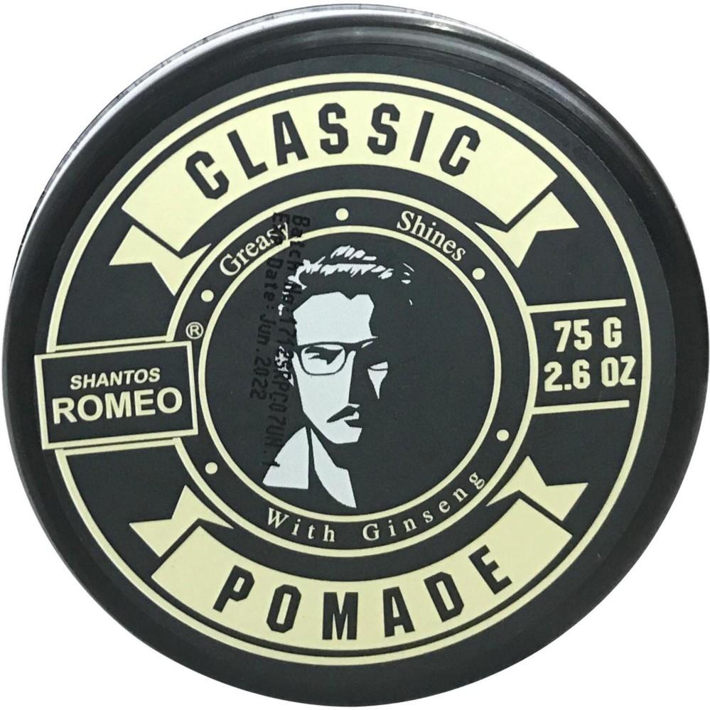REVIEW Romeo Classic Pomade  75g Terpopuler