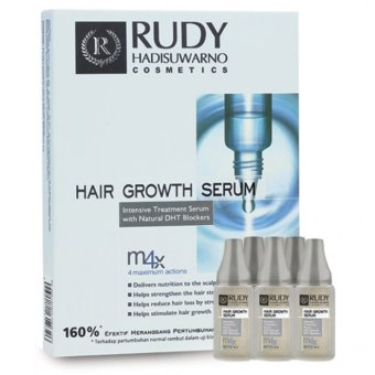 Rudy Hadisuwarno Hair Growth Serum 9 mL - 6 Pcs