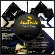 Sabun Black Walet Soap Pemutih Wajah dan Pembersih Jerawat - 45gr