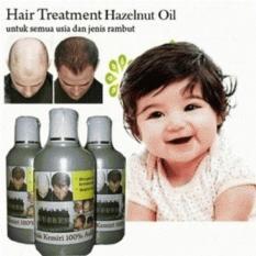 Sakura Minyak Kemiri Asli 100% solusi rambut botak
