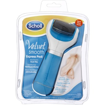 Scholl Velvet Smooth Express Pedi - intl