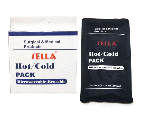 Flash Sale Sella Alat Kompres Kompresan Gel Penurun Panas Dingin Demam HotCold Pack