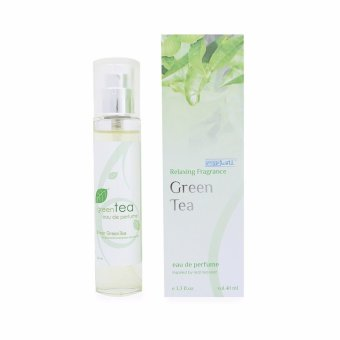 Senswell eau de parfum relaxing greentea 40ml