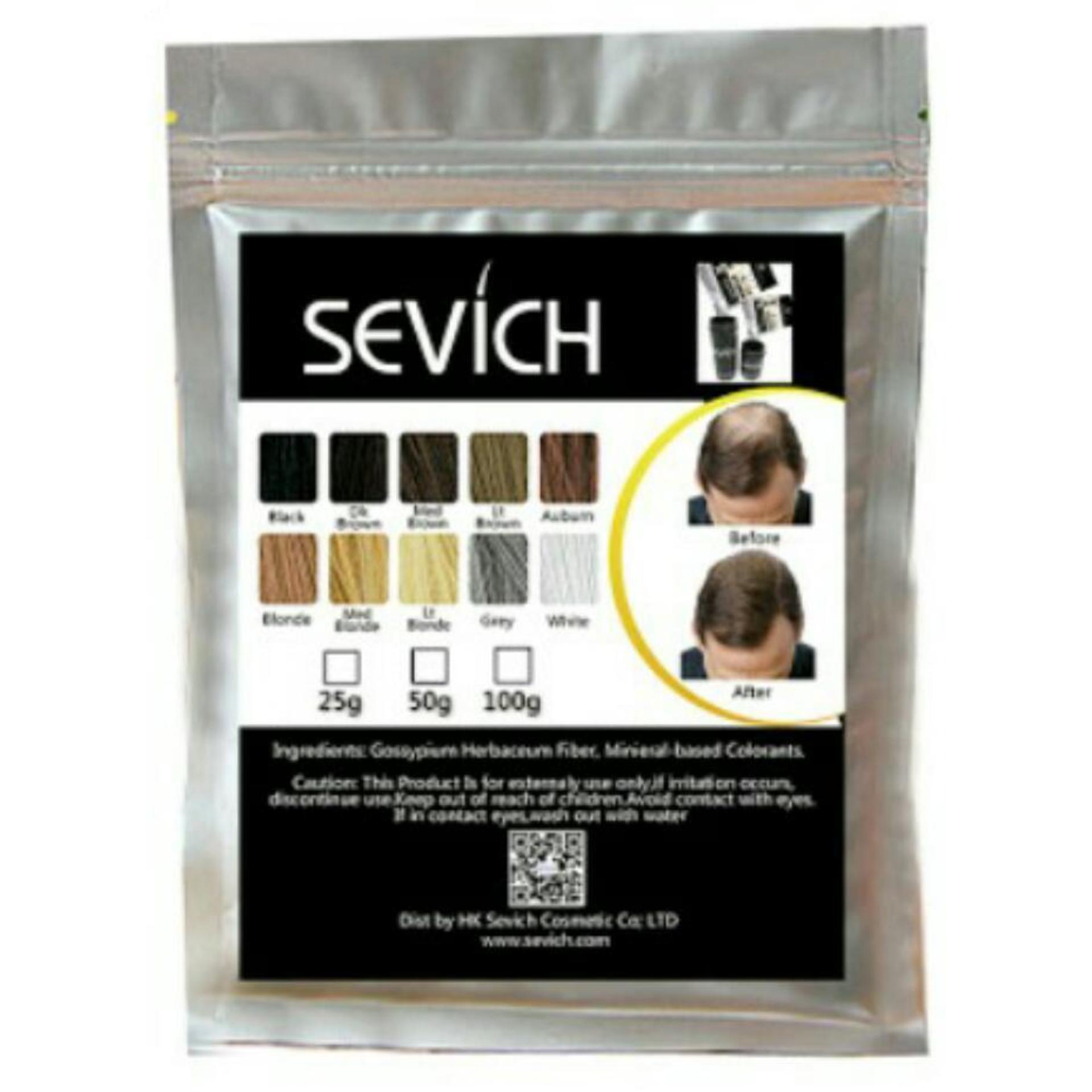 Caboki Hair Building Fibers 25 Gram Original Usa 100percent Hitam 100 Gr Bukan Snap N Grip Bandingkan Toko Sevich Fiber Refil 25gr Harga Baru Hanya Rp86