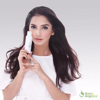 Harga Shampo Penumbuh Rambut Cepat Panjang dan Lebat – Menebalkan Rambut by Green Angelica Murah