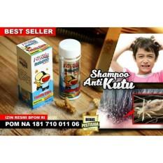 Shampo Shampoo Anti Kutu Rambut Lice Ampuh Wangi Aman Anak dan Dewasa