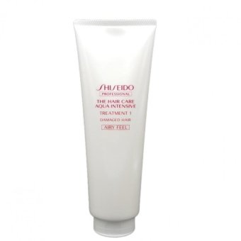 Harga [Shiseido Online Beauty Salon] DUTY FREE PRICE Shiseido Professional Aqua Intensive Treatment 1 250g Murah