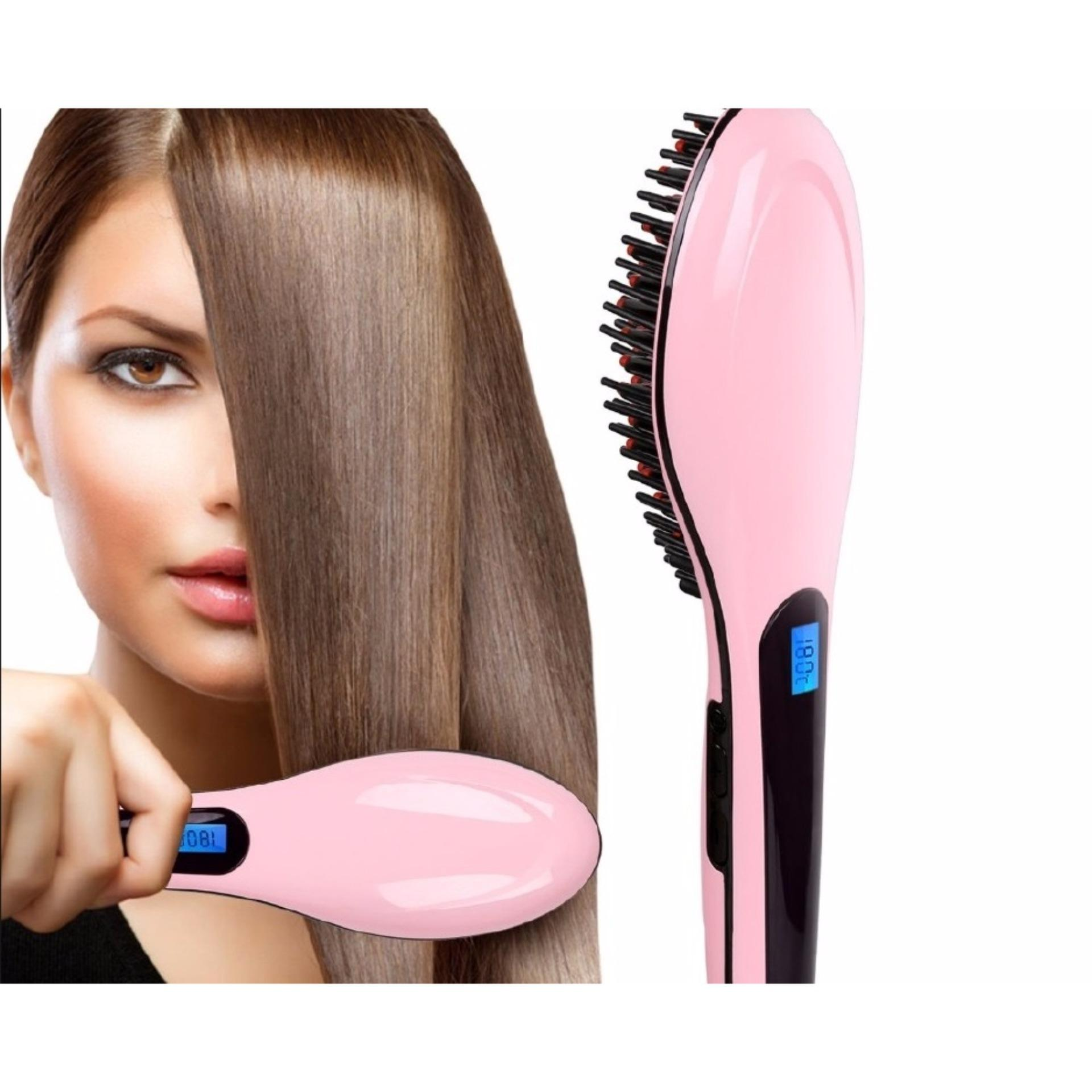 Sisir Catok Fast Hair Straightener Daftar Harga Terkini Dan Pianika Sj0038 Pelurus Rambut Elektronik Catokan Lurus Pink