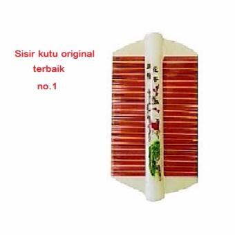 Harga Sisir kutu rambut / sisir serit – original Murah
