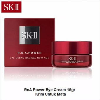 SK-II SK II RNA POWER EYE CREAM RADICAL NEW AGE 15gr