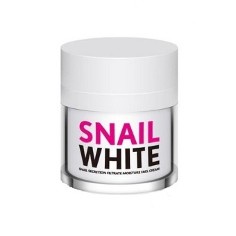 Snail White - Cream Original 100% By Namu Thailand - 195 gr