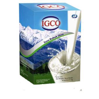 SNI Susu IGCO Immunoglobulin Colostrum - Kolostrum Susu Sapi,Kalsium, Meningkatkan Daya Tahan Tubuh, Kekebalan Tubuh, ImunitasTubuh, Pengganti Susu NACO ...