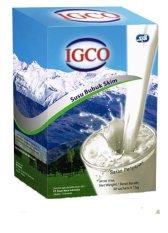 SNI Susu IGCO (Immunoglobulin Colostrum) Pengganti Susu Naco