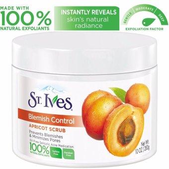 st ives blemish control apricot facial scrub 10 oz 283g USA