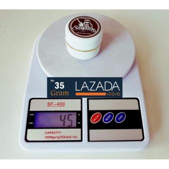 Harga Suavecito Color / Coloring (couloring) Warna Wax Clay Pomade – Pewarna / Berwarna Tidak Permanen (35 Gram) – BROWN Murah