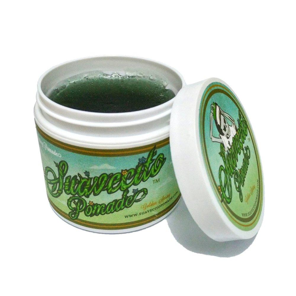 Pomade Suavecito Firme Hold Heavy Waterbased Golden Spring Edition Original  Free Sisir Saku 4oz Medium Comb Lazada Indonesia