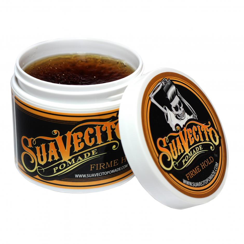HARGA Suavecito Pomade Firme Hold Heavy Waterbased Terbagus