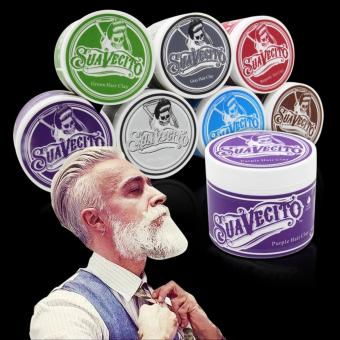 Suavecito Pomade Hair Clay Colour - Silver 1 Pcs