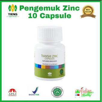 supplement pengemuk badan ( Zinc )