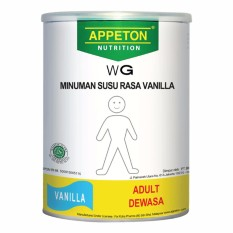 Susu Appeton 900gr Vanilla Adult/Dewasa Susu Gemuk