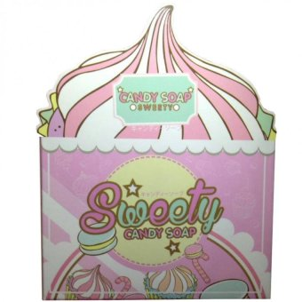 Sweety Candy Soap - Pink
