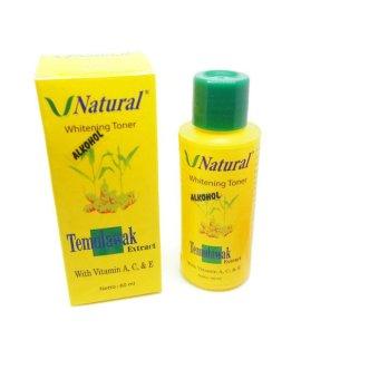 Temulawak Toner - V Natural Mini