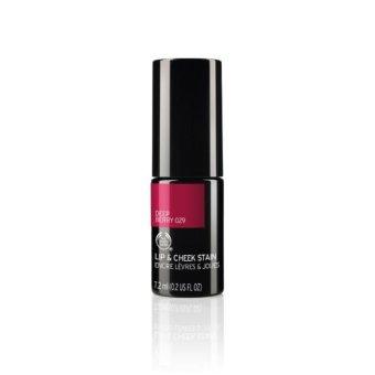The Body Shop Lip Cheek & Stain 029 Deep Berry 7.2ml A0 ...