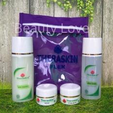 Theraskin Paket Flek BPOM - Cream Penghilang Flek Wajah
