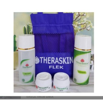 Theraskin Paket Flek Cream Theraskin Original BPOM -1 Paket